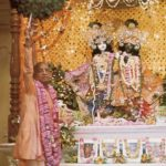 Hindu temple at home